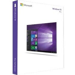 Microsoft Windows 10 Pro 32/64-bit - Box Pack - 1 License