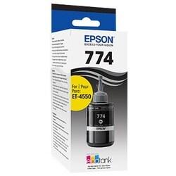 Epson T774, Black Ink Bottle, High Capacity (T774120)