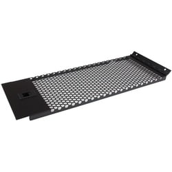 StarTech.com 4U Vented Blank Panel with Hinge - Server Rack Filler Pa