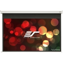 Elite Screens Evanesce B EB110HW2-E12 Electric Projection Screen - 11