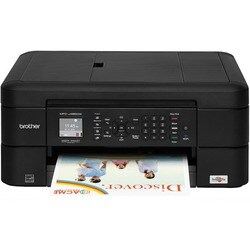 Brother MFC-J485DW Inkjet Multifunction Printer - Color - Desktop