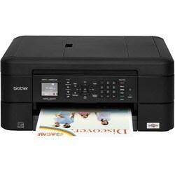 Brother MFC-J485DW Inkjet Multifunction Printer - Color - Desktop