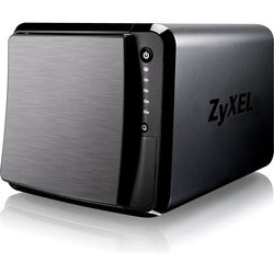 ZyXEL NAS540 4-Bay Personal Cloud Storage