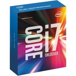 Intel Core i7-6700K Processor 4GHz 8MB Cache LGA1151 Boxed Without He