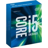 Intel Core i5-6600K Processor 3.5GHz 6MB Cache LGA1151 Boxed Without