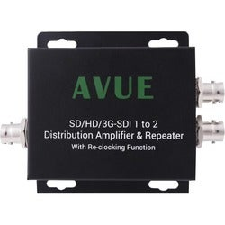 Avue SDE - 12RN Distribution Amplifier & Repeater