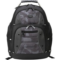 "Targus Drifter TSB834 Carrying Case (Backpack) for 16"" Notebook - Bla"