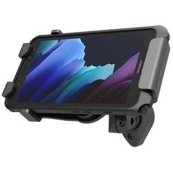Universal Tablet Rugged Case Holder - Locking Rugged Case Mount Fits