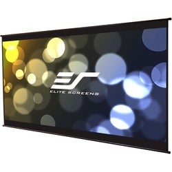 "Elite Screens DIY Wall DIYW116H2 Projection Screen - 116"" - 16:9 - Wa"