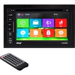 Pyle PLDNV66B Automobile Audio/Video GPS Navigation System - In-dash