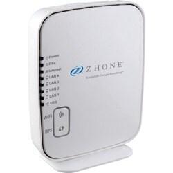 Zhone 6519-W1 IEEE 802.11n ADSL2+, Cellular Modem/Wireless Router