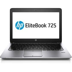 "HP EliteBook 725 G2 12.5"" Notebook - AMD A-Series A10 Pro-7350B Quad-"