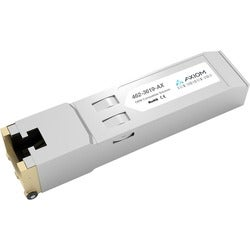 Axiom 1000BASE-T SFP Transceiver for Dell - 462-3619
