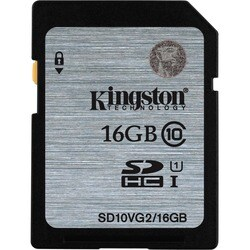 Kingston 16 GB SDHC