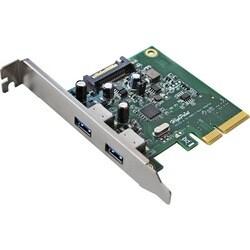 HighPoint RocketU 1322A 2-Port USB 3.1 PCIe 2.0 Host Adapter