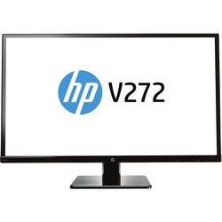 "HP Business V272 27"" LED LCD Monitor - 16:9 - 7 ms"