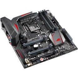 ROG MAXIMUS VIII HERO Desktop Motherboard - Intel Z170 Chipset - Sock