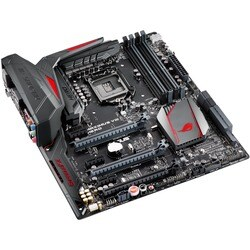 ROG MAXIMUS VIII HERO Desktop Motherboard - Intel Chipset - Socket H4