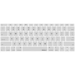 "Macally Silver Keyboard Protector for 12"" Macbook"