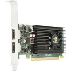 HP Quadro NVS 310 Graphic Card - 1 GB DDR3 SDRAM - PCI Express 2.0 x1