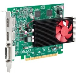 HP Radeon R9 350 Graphic Card - 2 GB - PCI Express 3.0 x16