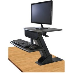 Kantek Desk-mounted Sit-to-Stand Workstation