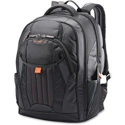 """Samsonite Tectonic 2 Carrying Case (Backpack) for 17"""" Notebook - Blac"""
