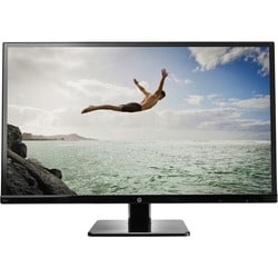 "HP Home 27sv 27"" LED LCD Monitor - 16:9 - 7 ms"