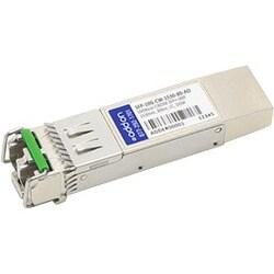 AddOn Arista Networks Compatible TAA Compliant 10GBase-CWDM SFP+ Tran