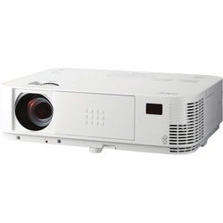 NEC Display NP-M283X 3D Ready DLP Projector - 720p - HDTV - 4:3