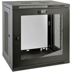 Tripp Lite 12U Wall Mount Rack Enclosure Server Cabinet w/ Glass Fron