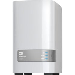 WD My Cloud Mirror (6 TB) 2-bay Personal Cloud Storage (Gen 2) - (NAS