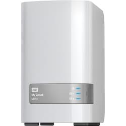 WD My Cloud Mirror (4 TB) 2-bay Personal Cloud Storage (Gen 2) - (NAS