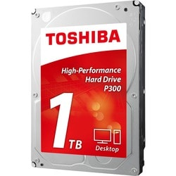 "Toshiba P300 1 TB 3.5"" Internal Hard Drive"