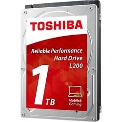 "Toshiba HDWJ110XZSTA 1 TB 2.5"" Internal Hard Drive"