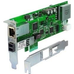 Transition Networks N-GXE-POE-LC-01 Gigabit Ethernet Card