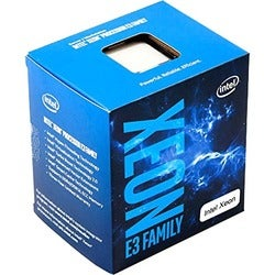 Intel Xeon E3-1230 v5 Quad-core (4 Core) 3.40 GHz Processor - Socket