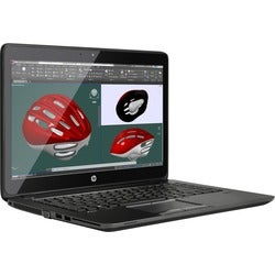 """HP ZBook 14 G2 14"""" Touchscreen (In-plane Switching (IPS) Technology)"""