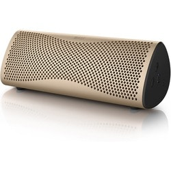 KEF MUO Speaker System - Portable - Battery Rechargeable - Wireless S