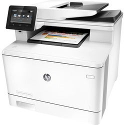HP LaserJet Pro M477fdw Laser Multifunction Printer - Plain Paper Pri