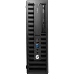 HP EliteDesk 705 G2 Desktop Computer - AMD A-Series A4-8350B 3.50 GHz
