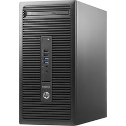 HP EliteDesk 705 G2 Desktop Computer - AMD A-Series A10-8750 3.60 GHz