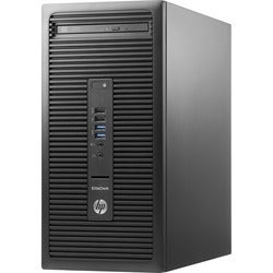 HP EliteDesk 705 G2 Desktop Computer - AMD A-Series A8-8650B 3.20 GHz