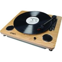 ION Archive LP Digital Conversion Turntable with Built-in Stereo Spea