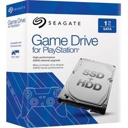 "Seagate STBD1000101 1 TB 2.5"" Internal Hybrid Hard Drive - 8 GB SSD C"