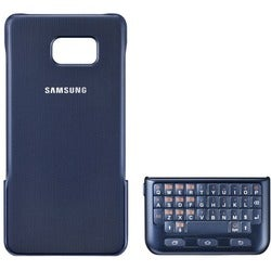 Samsung Keyboard/Cover Case for Smartphone - Black Sapphire