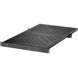 C2G 4-Point Equipment Shelf with Adjustable Rear Flange