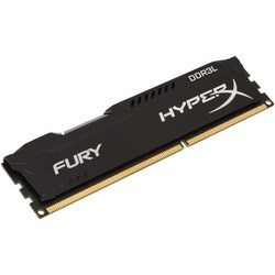 Kingston HyperX FURY Memory Low Voltage - 8GB Module - DDR3L 1600MHz