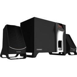 boytone BT-3107F 2.1 Speaker System - 14 W RMS - Wireless Speaker(s)