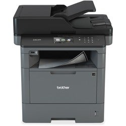 Brother DCP-L5500DN Laser Multifunction Printer - Monochrome - Plain